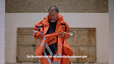 Hornbach: Democratic Art – An Ai Weiwei for everybody. Film by Heimat Berlin, LIESEL Filmproduktion GmbH / Berlin
