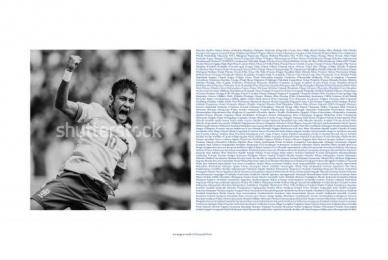 Shutterstock: Neymar Print Ad by DDB Bogota