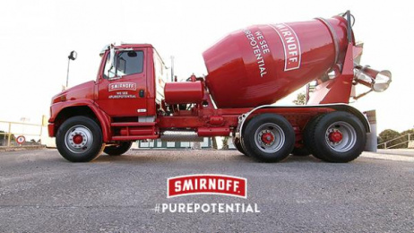 Smirnoff: Smirnoff Pure Potential [image] 5 Outdoor Advert by Special Group NZ