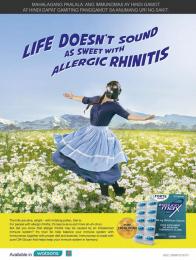 Immunomax: Immunomax Maria Print Ad by Lowe Makati City