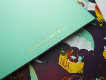 Fortnum & Mason: Brochure, 6 Design & Branding by Otherway