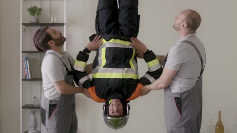 Luxembourg Government: Smoke Detector Film by Comed