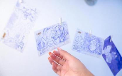 Bic: Creative money Direct marketing by Friendship Antwerp