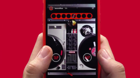 Bacardi: Instant Dj [case video] Digital Advert by BBDO New York