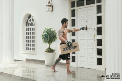 Zoom: MMA Print Ad by Zea BBDO Venezuela