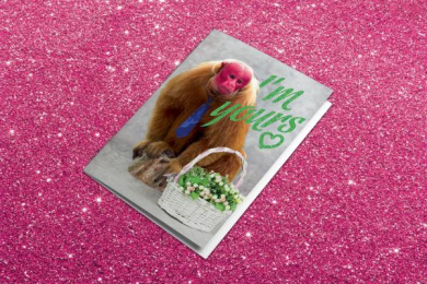 Droga5: Valentine's cards, 3 Direct marketing by Droga5 London