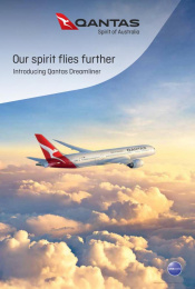 Qantas: Dreamliner, 2 Outdoor Advert by Exit Films, The Monkeys