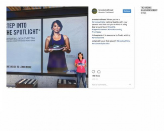 Brooks Running: The Big Endorsement, 6 Digital Advert by Leo Burnett Chicago
