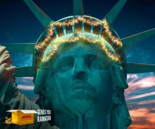 DHL: USA Print Ad by Kijamii Cairo
