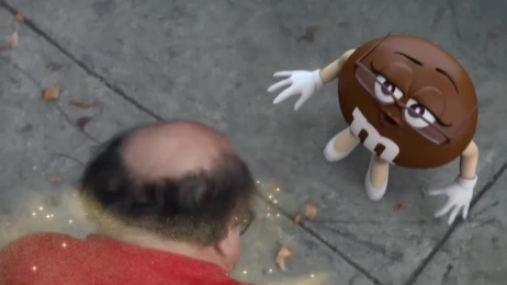 M&M's: Human [Super Bowl Teaser] [15 sec] Film by BBDO New York, Hungry Man