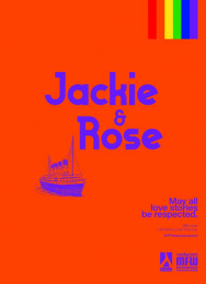Mozambique Fashion Week: Orange - Jackie & Rose Print Ad by DDB Maputo