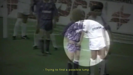 Libero Football: #TouchYourFootballs Film by Lola Madrid, Los Notarios