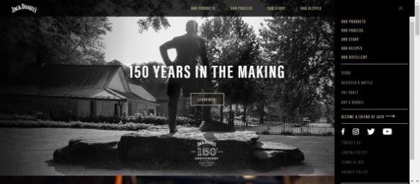 Jack Daniel's: JackDaniels.com Digital Advert by FCB Chicago