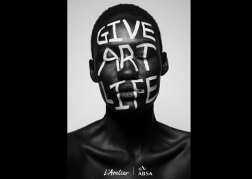 Absa Bank: Give Art Life - Portrait Print Ad by CULLINAN
