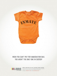 Libre by Nexus: Onesie Print Ad by Pinta Miami Beach