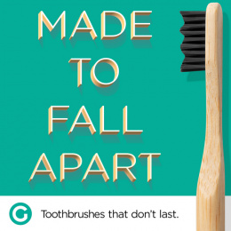 Goodwell Co.: Toothbrushes That Don't Last, 9 Print Ad by Undnyable