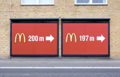 Mcdonald's: Billboards 200m-197m Outdoor Advert by DDB Copenhagen