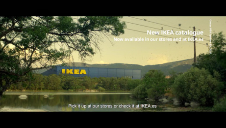 IKEA: Fly Film by Lee Films, McCann Madrid