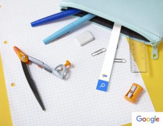 Google: Paper pen Print Ad by Miami Ad School New York