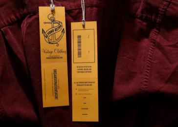 Beyond Retro: The Organ Donor Price Tag [image] 2 Design & Branding by ANR BBDO Stockholm
