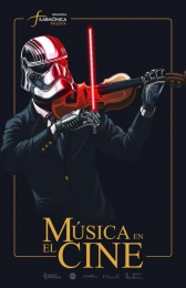 Costa Rica Philharmonic Orchestra: Music in Film, 3 Print Ad by Garnier BBDO San Jose