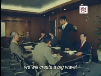 Jt Roots Coffee: BOSS' ORDER Film by Dentsu Inc. Tokyo