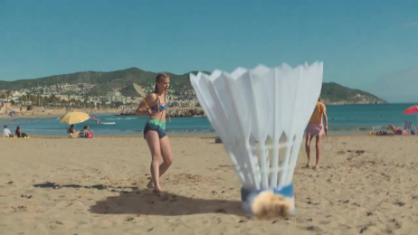 Dé VakantieDiscounter: Holiday cliché, 6 Film by this that + the other & Unit CMA