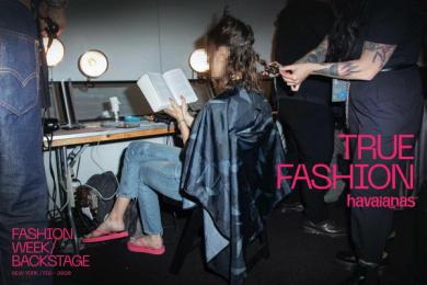 Havaianas: True Fashion, 4 Print Ad by AlmapBBDO, Brazil