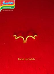 Indomie: Ram Print Ad by Noah's Ark Lagos