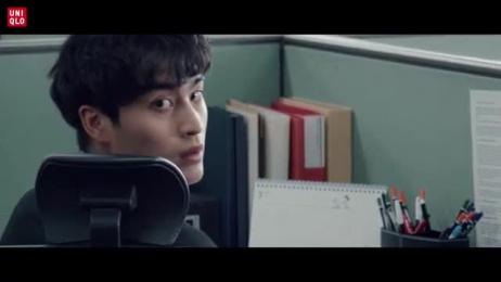 Uniqlo: Gamtan Pants Campaign: Office Worker Film by Innocean Seoul