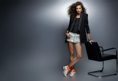 Chanel: Sporty, 2 Print Ad by Image Work