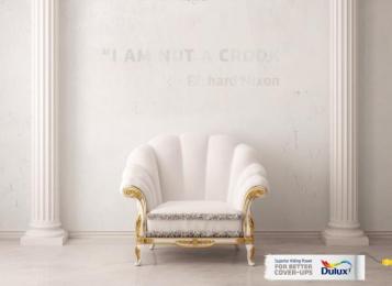 Dulux: Nixon Print Ad by Noah's Ark Lagos