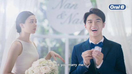 Oral-b: White is Great, 2 Film by Saatchi & Saatchi Bangkok