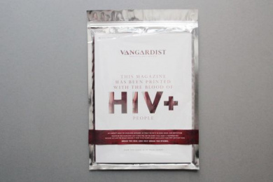 Vangardist Magazine: The HIV+ Issue Direct marketing by Pulse Films Ltd, Saatchi & Saatchi Geneva