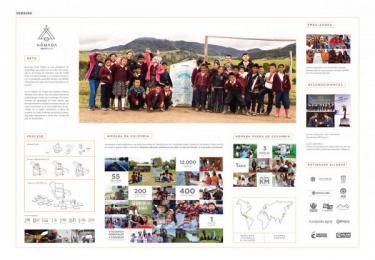 Samsung: Nómada [image] Digital Advert by Geometry Global Bogota