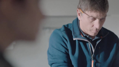 Timberland Pro: Kitchen Film by Biscuit Filmworks, The Martin Agency Richmond