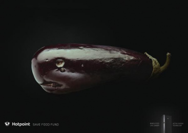 Hotpoint: Whale Print Ad by Friends Moscow