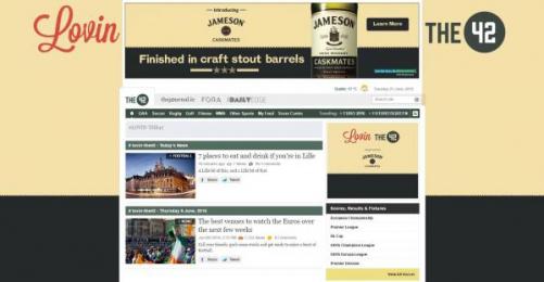 Jameson: Webmates Digital Advert by Vizeum