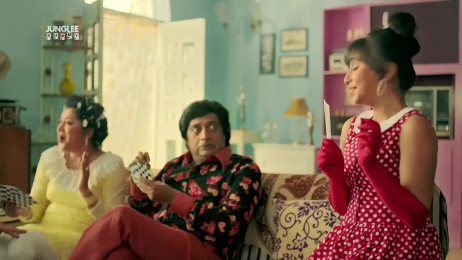 Junglee Games: Rummy Film by Contract Advertising India, JWT Hyderabad, Kiss Films