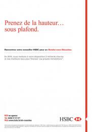 HSBC: HSBC, 4 Print Ad by Saatchi & Saatchi + Duke France