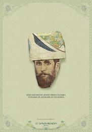 Davivienda Bank: Russia Print Ad by Leo Burnett Bogota