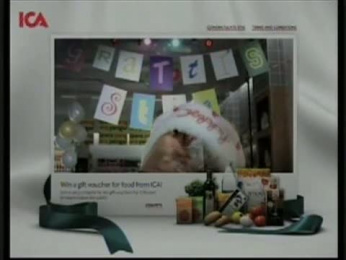 ICA grocery chain: Exotic Surprise Film by King