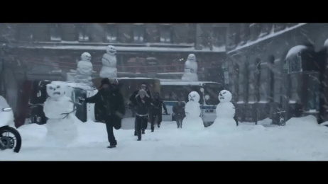 Nissan Rogue: Winter Warrior Film by Sons & Daughters, TBWA\Toronto