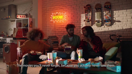 McDonald's: Moments Worth Sharing, 1 Film by DDB Athens
