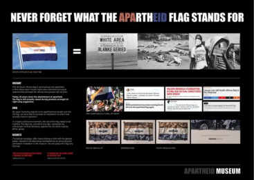 Apartheid Museum: Apartheid Museum Outdoor Advert by TBWA\Hunt\Lascaris Johannesburg