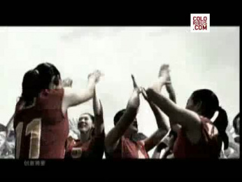 Adidas Olympic 2008: TOGETHER Film by TBWA\ Shanghai