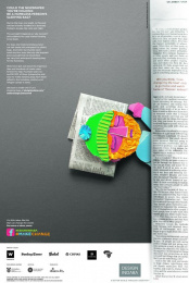 Design Indaba: Newspaper Sleeping Bag, 1 Design & Branding by The Jupiter Drawing Room South Africa