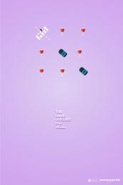 Movicenter: Wine Print Ad by Inbrax Santiago