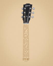 Gibson Guitars: Worst Day Ever - Work Print Ad by Miami Ad School New York
