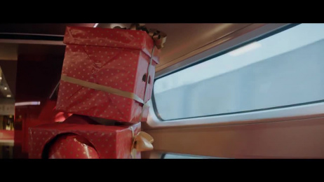 Thalys: What if the Best Present Was You? Film by De Gaulle, Rosapark Paris